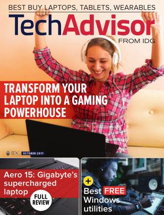 Tech Advisor October
