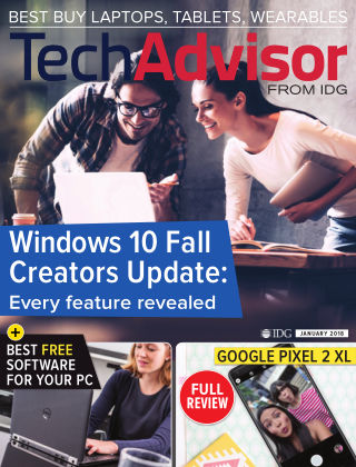 Tech Advisor January 2018