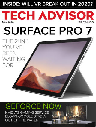 Tech Advisor May 2020