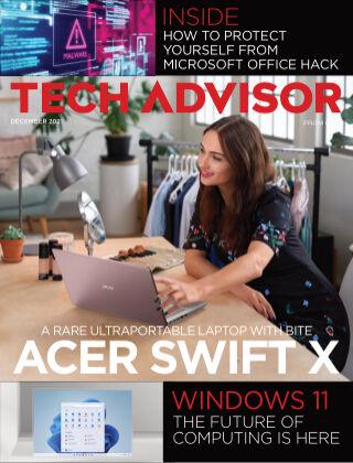 Tech Advisor December 2021
