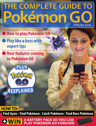 The Complete Guide To Pokémon GO 1