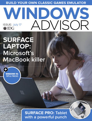 Windows Advisor July 2017
