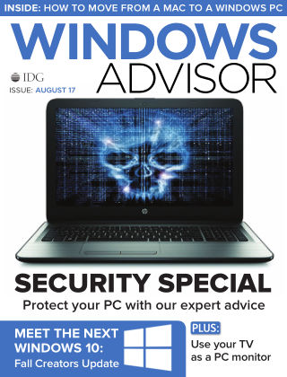 Windows Advisor August 2017