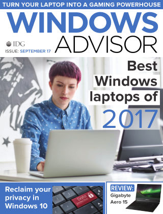 Windows Advisor September 2017