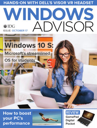 Windows Advisor October 2017
