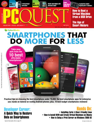 PCQuest July 2014