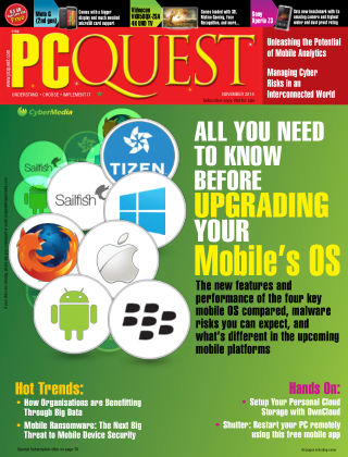 PCQuest October 2014