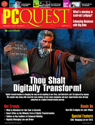 PCQuest January 2015