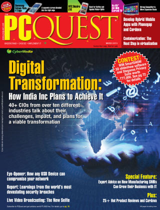 PCQuest March 2015