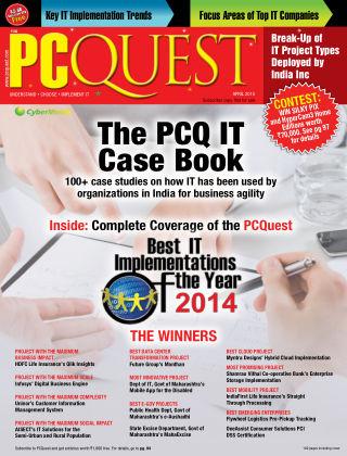 PCQuest April 2015