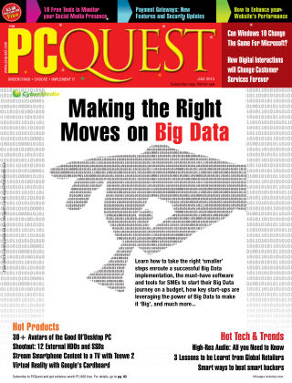 PCQuest July 2015