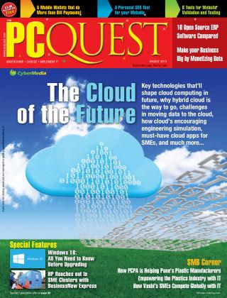 PCQuest August 2015