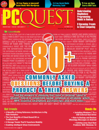 PCQuest October 2015