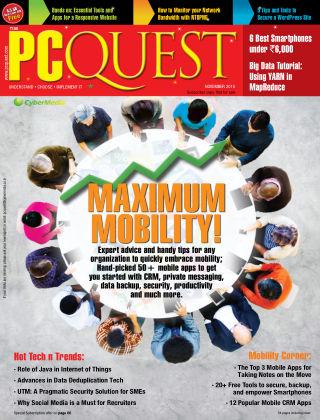 PCQuest November 2015