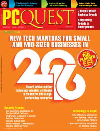 PCQuest January 2016