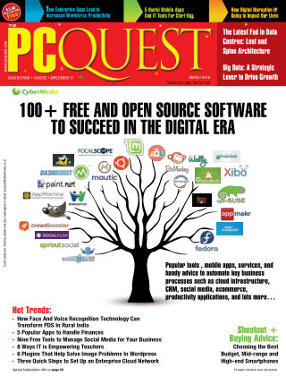 PCQuest March 2016