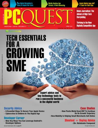 PCQuest April 2016