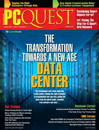PCQuest August 2016