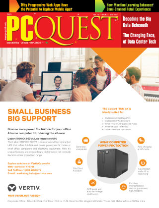 PCQuest May 20017