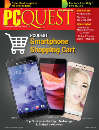 PCQuest July 2017
