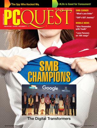 PCQuest August 2017