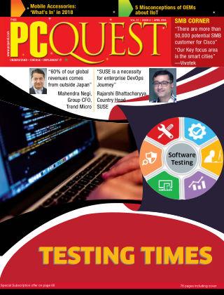 PCQuest April 2018
