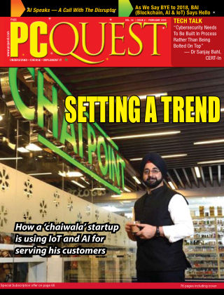 PCQuest February 2019