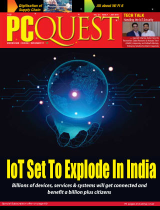 PCQuest July 2019