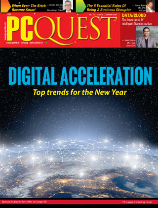 PCQuest January, 2020