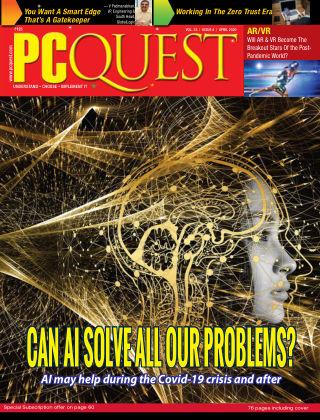 PCQuest April,2020