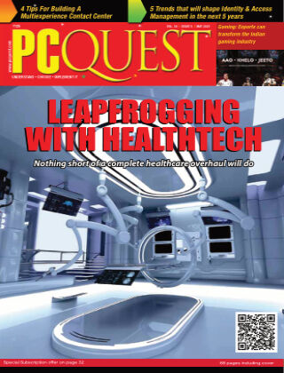 PCQuest May,2021