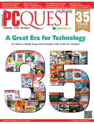 PCQuest July,2021