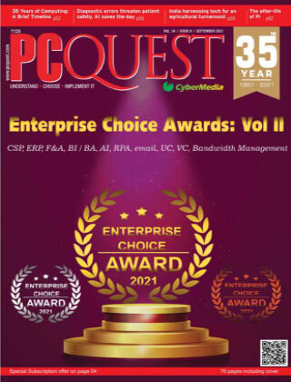 PCQuest September,2021