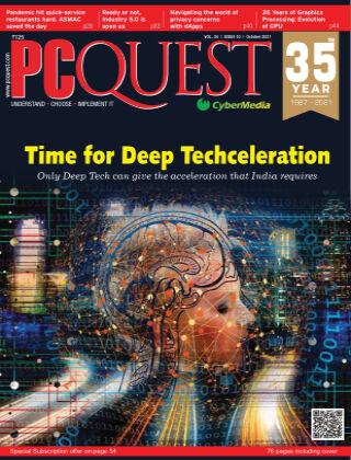 PCQuest October,2021