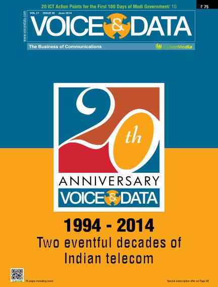Voice&Data June 01, 2014 00:00