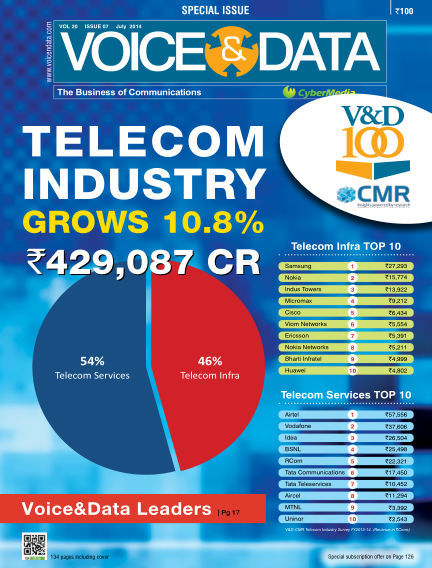 Voice&Data July 31, 2014 00:00