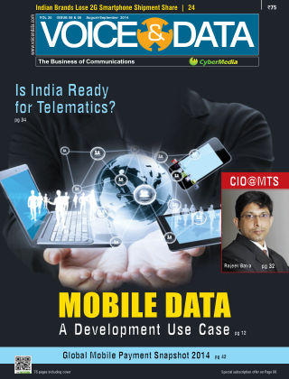 Voice&Data Aug Sep 2014
