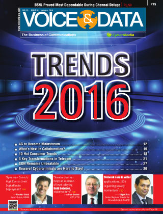 Voice&Data January 2016