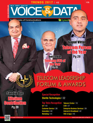 Voice&Data Jan 2017