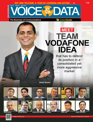 Voice&Data July 2018