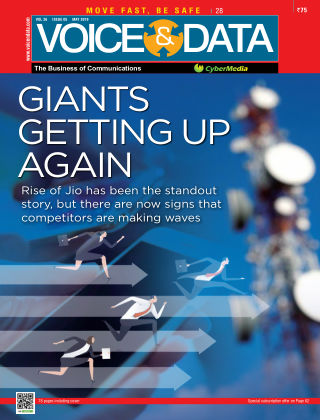Voice&Data May 2019