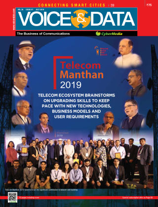 Voice&Data July 2019