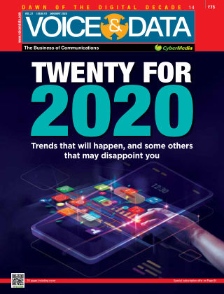 Voice&Data January,2020