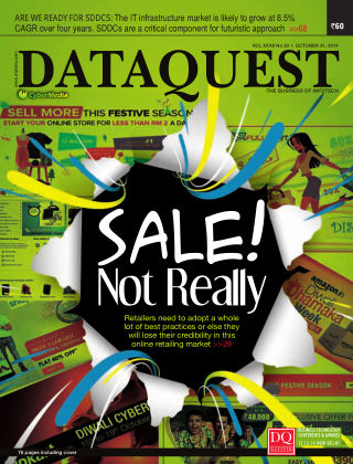 DataQuest 30th October 2014