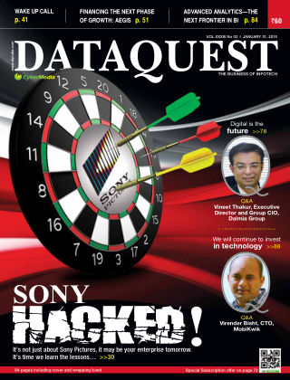 DataQuest January 31, 2015