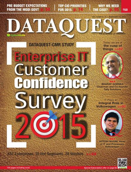 DataQuest February 05, 2015 00:00