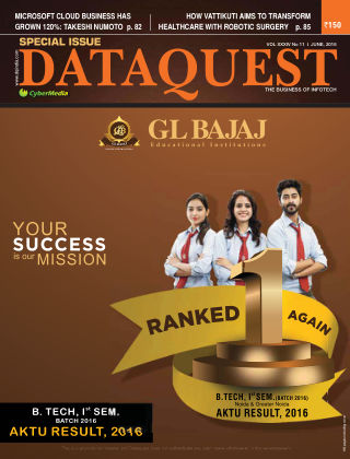 DataQuest June 2016
