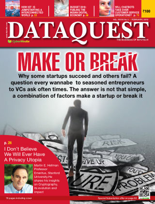 DataQuest February 2018
