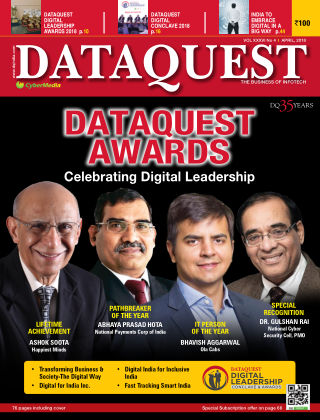 DataQuest April 2018