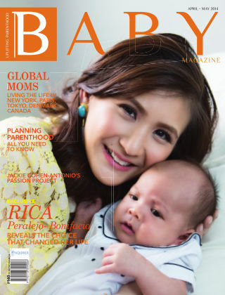 Baby Magazine April / May 2014
